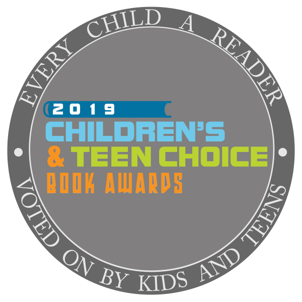 Children's and Teen Choice Book Awards Voting Is Open