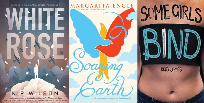 In Verse: New Titles for Tweens and Teens