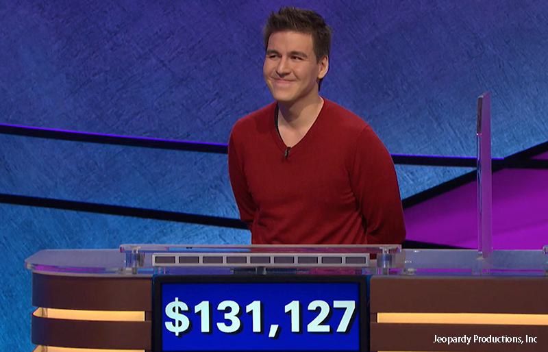 SLJ Talks to Jeopardy! Champ James Holzhauer About His Love of Libraries