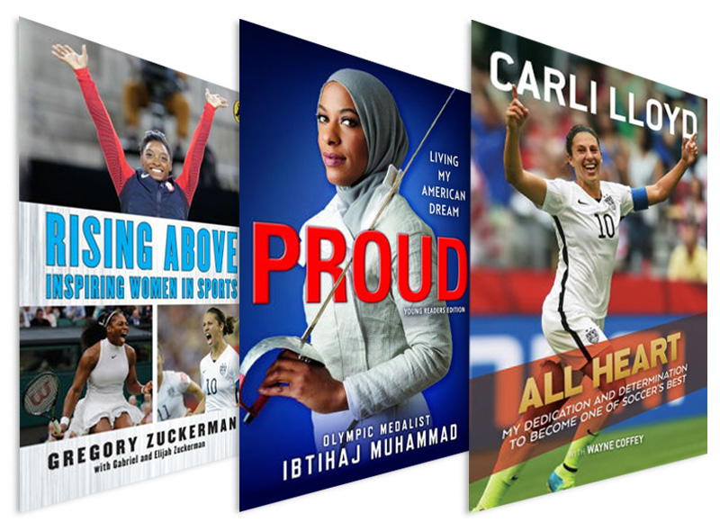 Women in Sports | 13 Books To Add to Your Shelves Now