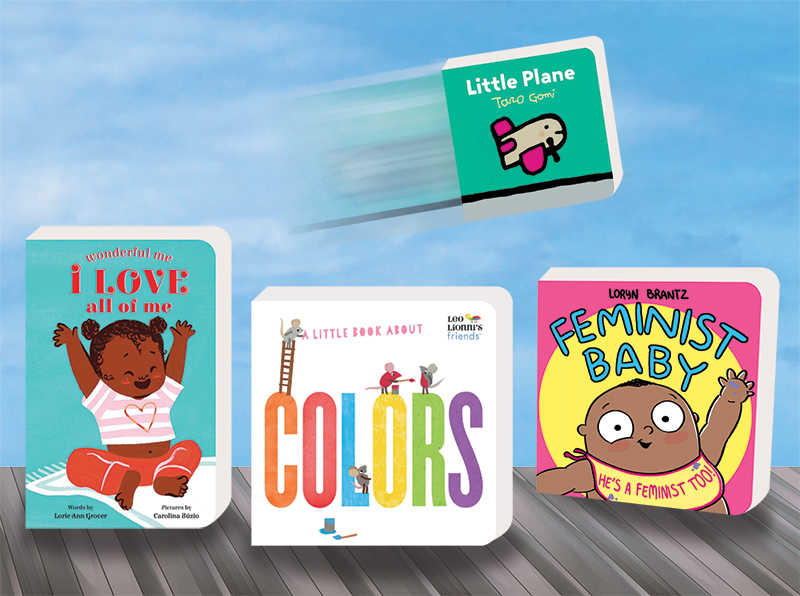 On the Boardwalk: Our picks for the best board books of the season