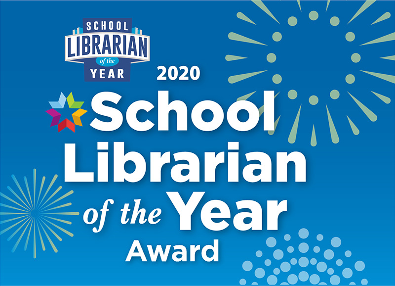 Nominations Open for School Librarian of the Year 2020