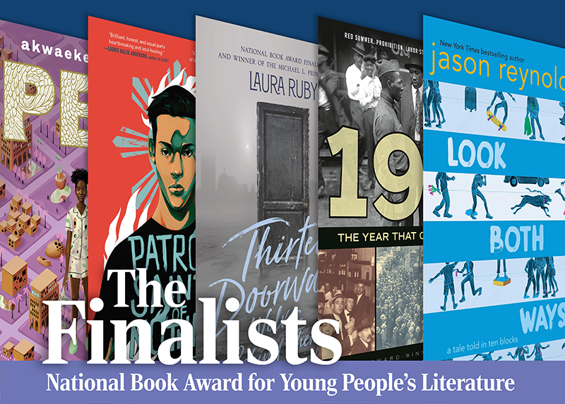 Finalists Announced: 2019 National Book Awards