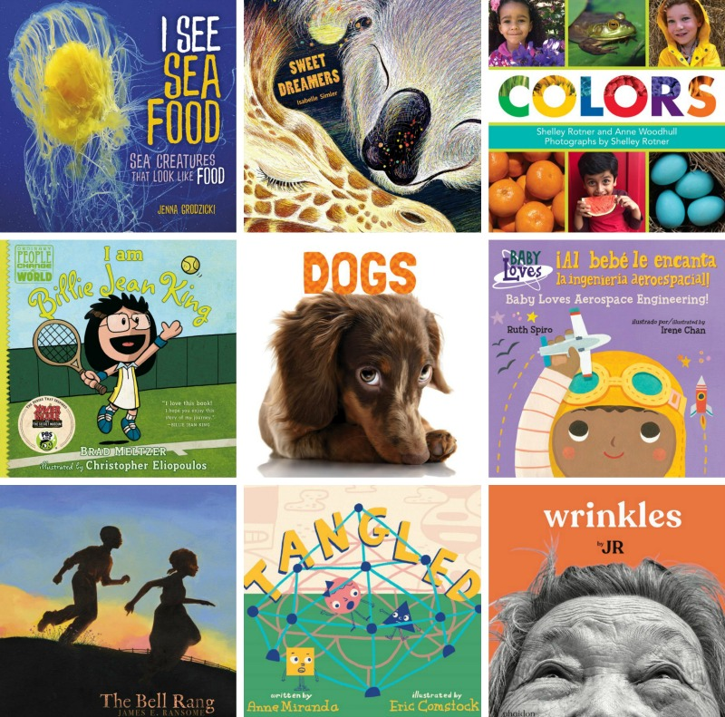 31 Days, 31 Lists of Great Books for Kids