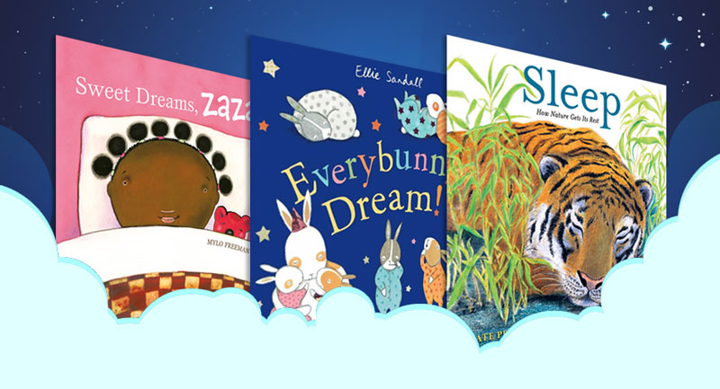 When Lullabies Fail | Books To Soothe at Bedtime