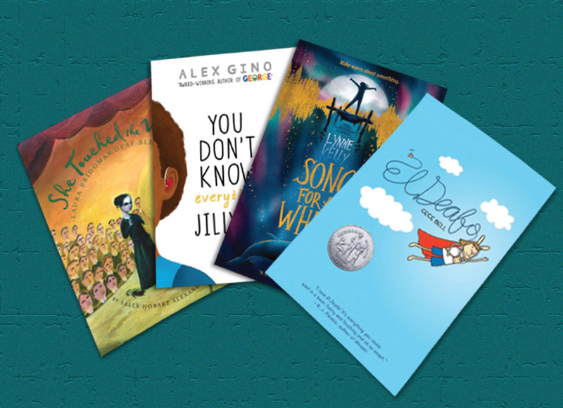 Read the Signs: Middle Grade Fiction Centering the Deaf Experience