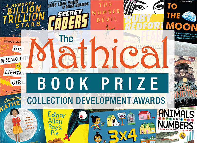 SLJ, MSRI Launch Mathical Book Prize Collection Development Awards