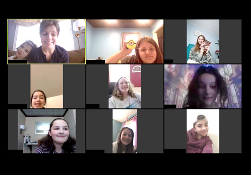 How To Run a Virtual Book Club with Middle Schoolers