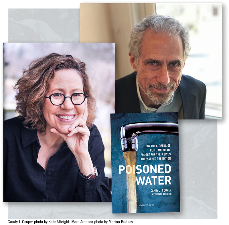 A Shock to the Conscience: Candy J. Cooper and Marc Aronson Discuss Their Nonfiction Book, 'Poisoned Water,' and the Flint Water Crisis