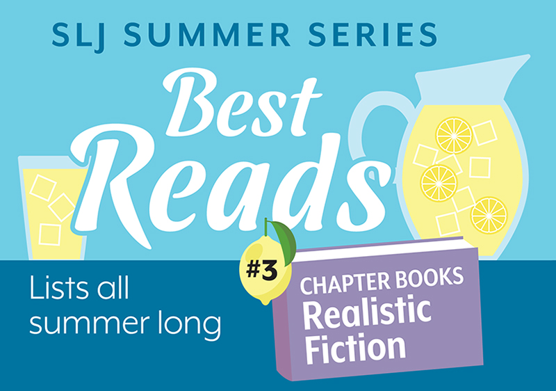 14 Realistic Chapter Books About Friends, Family, Pets, & Food | Summer Reading 2020