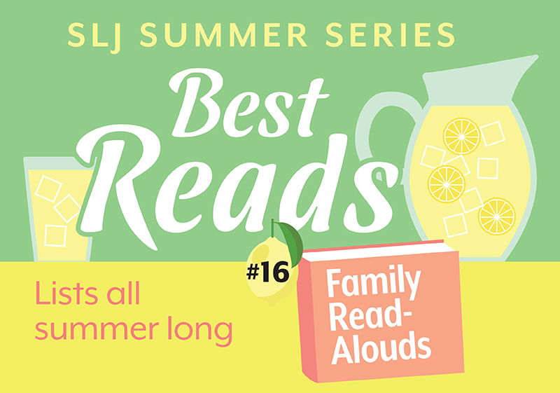 11 Picture Books To Read and Discuss Together | Summer Reading 2020