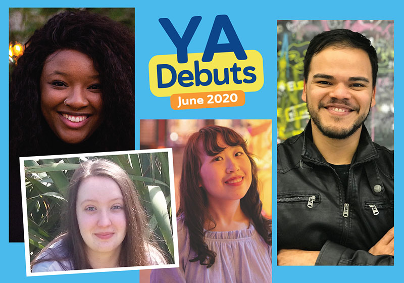 4 Debut YA Authors Center LGBTQIA+ Characters