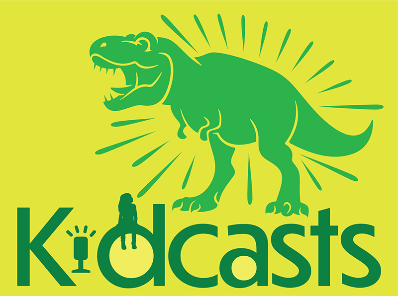 Nine Fun, Fact-Filled Podcasts for Dinosaur-Loving Kids | Kidcasts