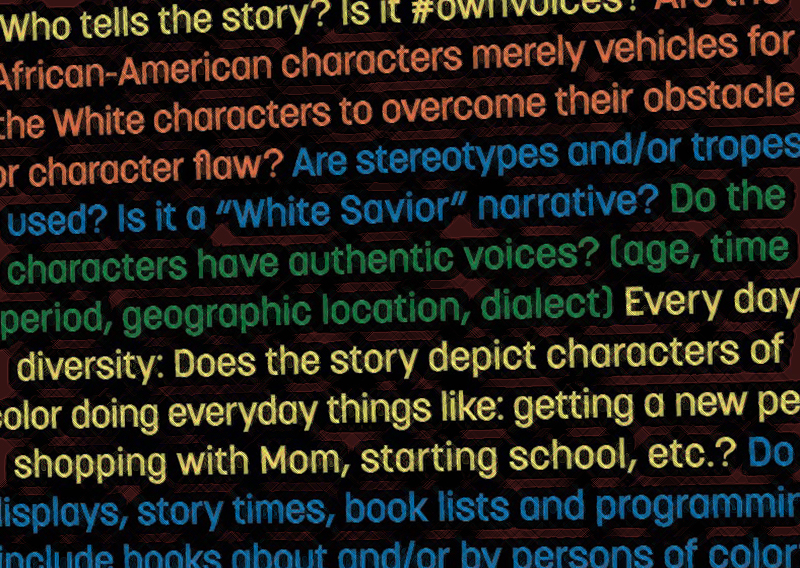 Empowering Youth Services Staff to Address Diversity, Equity, and Inclusion in Literature