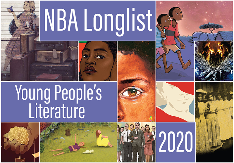 Longlist Revealed: 2020 National Book Award for Young People's Literature