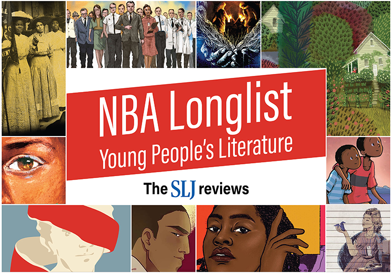 SLJ's Reviews of the 2020 National Book Award Longlisters