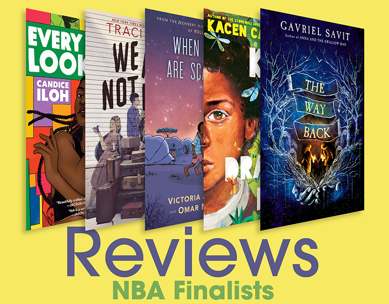 SLJ's Reviews of the 2020 National Book Award Finalists