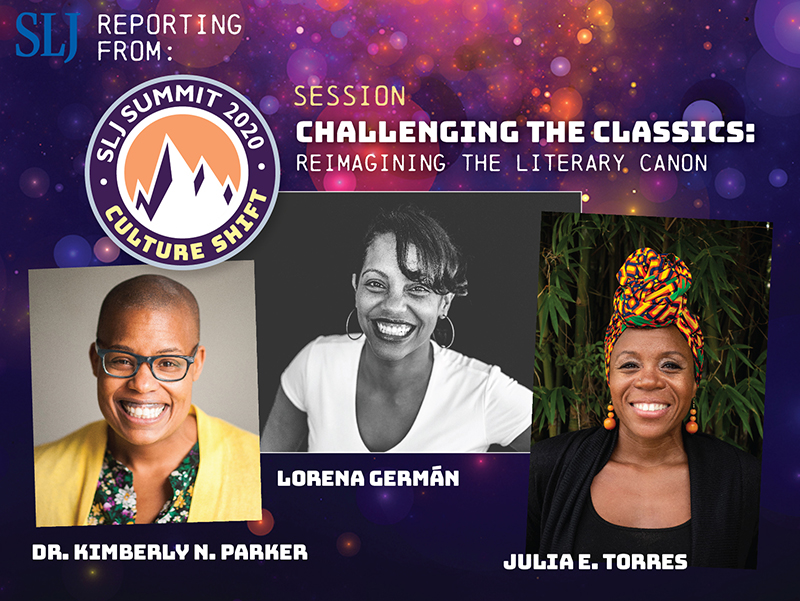 Challenging the Classics to Create an Inclusive Curriculum | SLJ Summit 2020