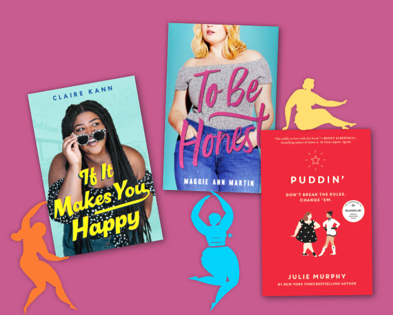 Glorious Bodies: Body Acceptance and Self-Love in Books for Teens | Great Books