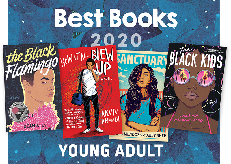 Best Young Adult Books 2020 | SLJ Best Books