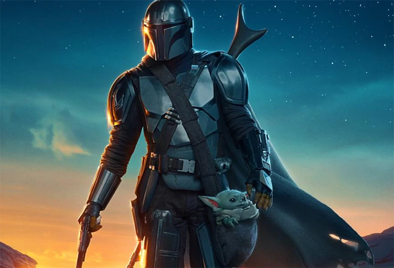 Three Interstellar Novels for Teens Watching 'The Mandalorian' on Disney+ | 2020 All-Star Read-Alikes