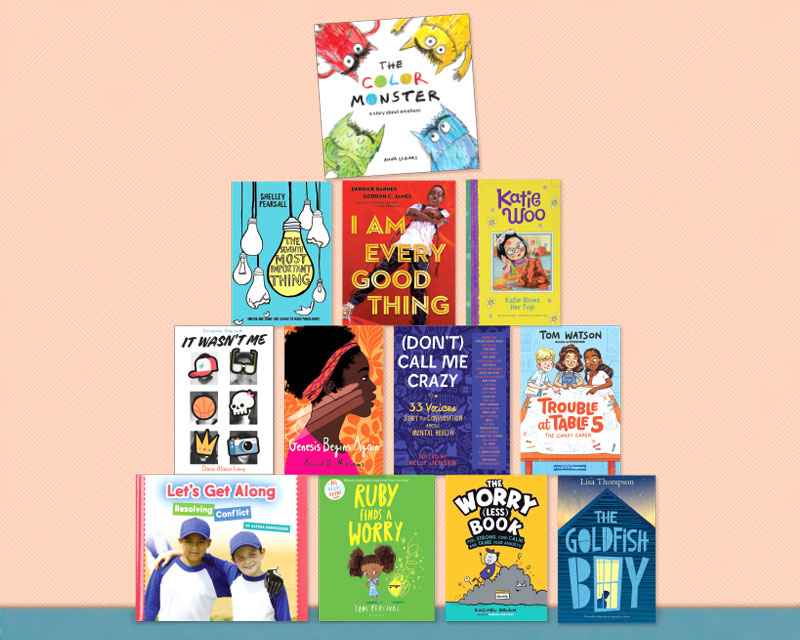 Building Blocks of Wellness: Books that Support Social Emotional Learning