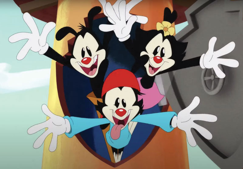 Five Boisterous Read-Alikes for Kids Watching Animaniacs on Hulu