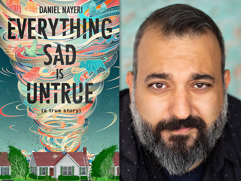 When Family Stories Resonate Far Beyond: Daniel Nayeri Talks About His Printz Award Win