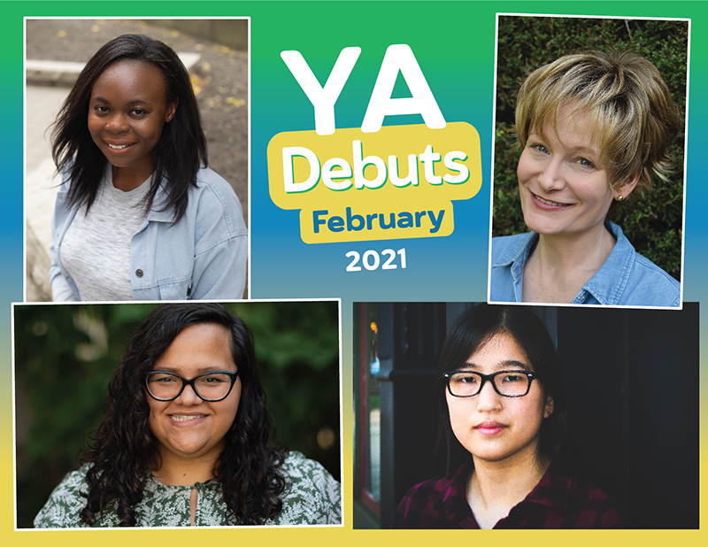 Four Debut YA Authors on Getting Published in a Pandemic and Staying True to Yourself