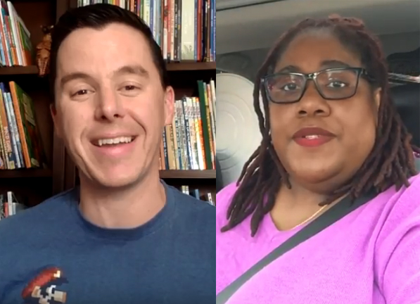 Watch: K.C. Boyd & Matthew Winner Talk Banned Books