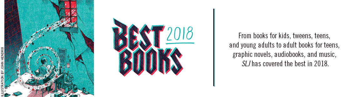 SLJ's Editors Select the Best Books of the Year