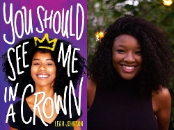 You Should See Me in a Crown cover / Leah Johnson