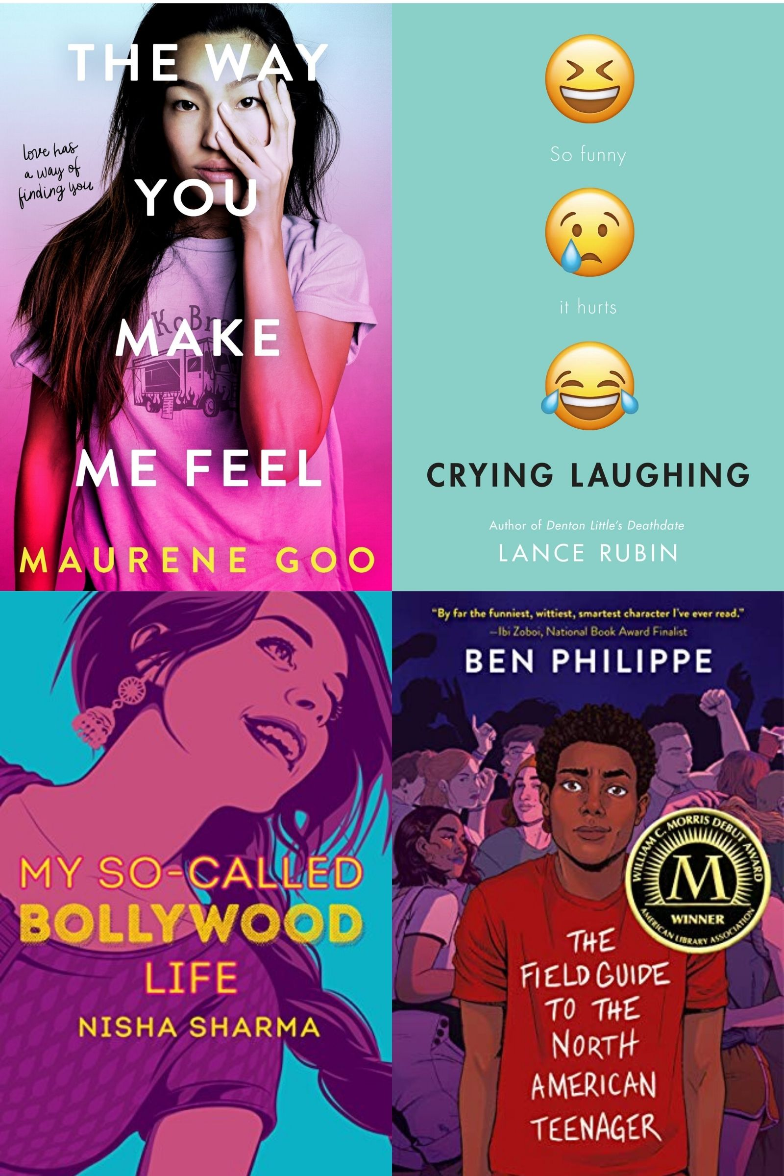 Laugh Out Loud With These 16 Funny YA Books