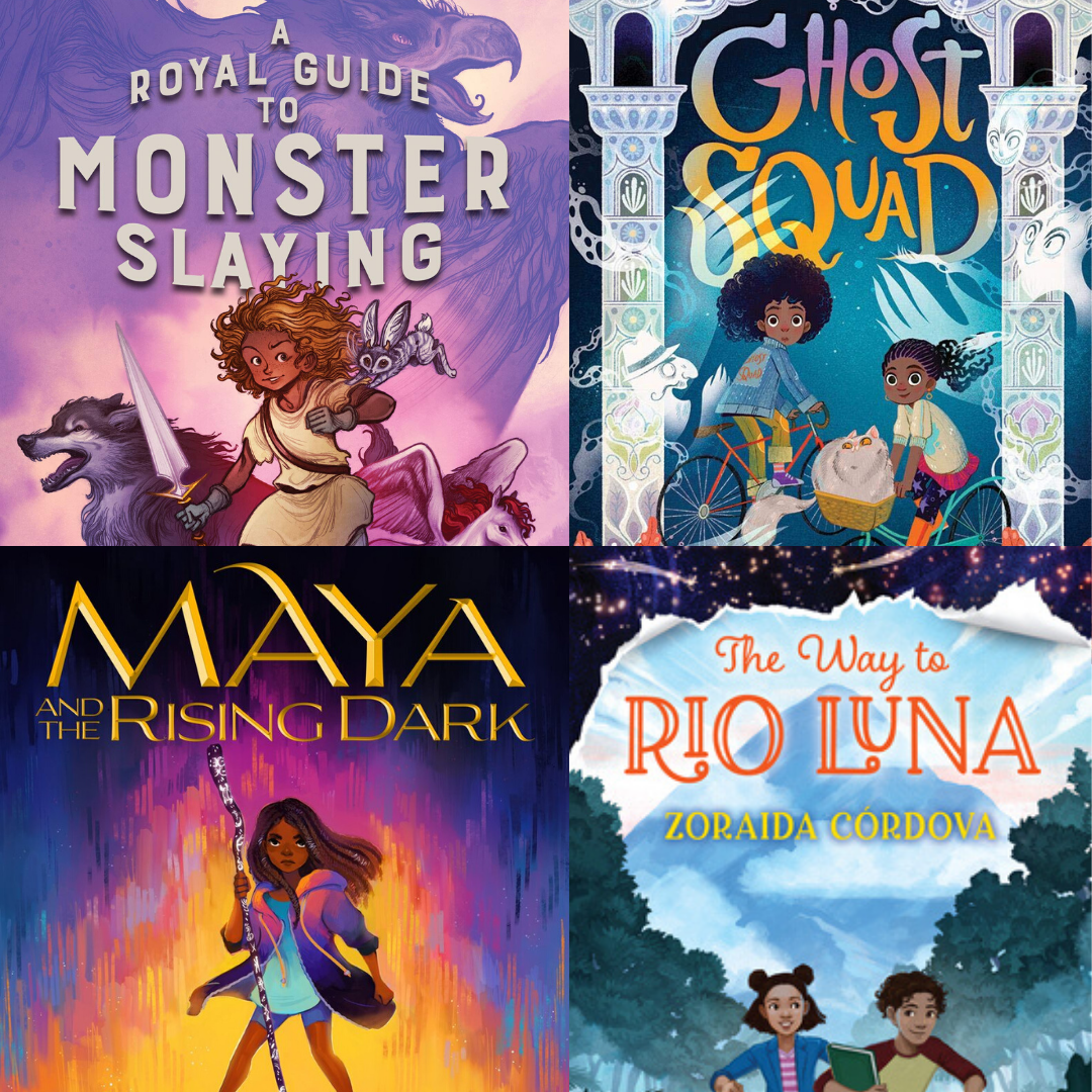 16 Sci-Fi & Fantasy Middle Grade Books for Exciting Summer Escapes | Summer Reading 2020