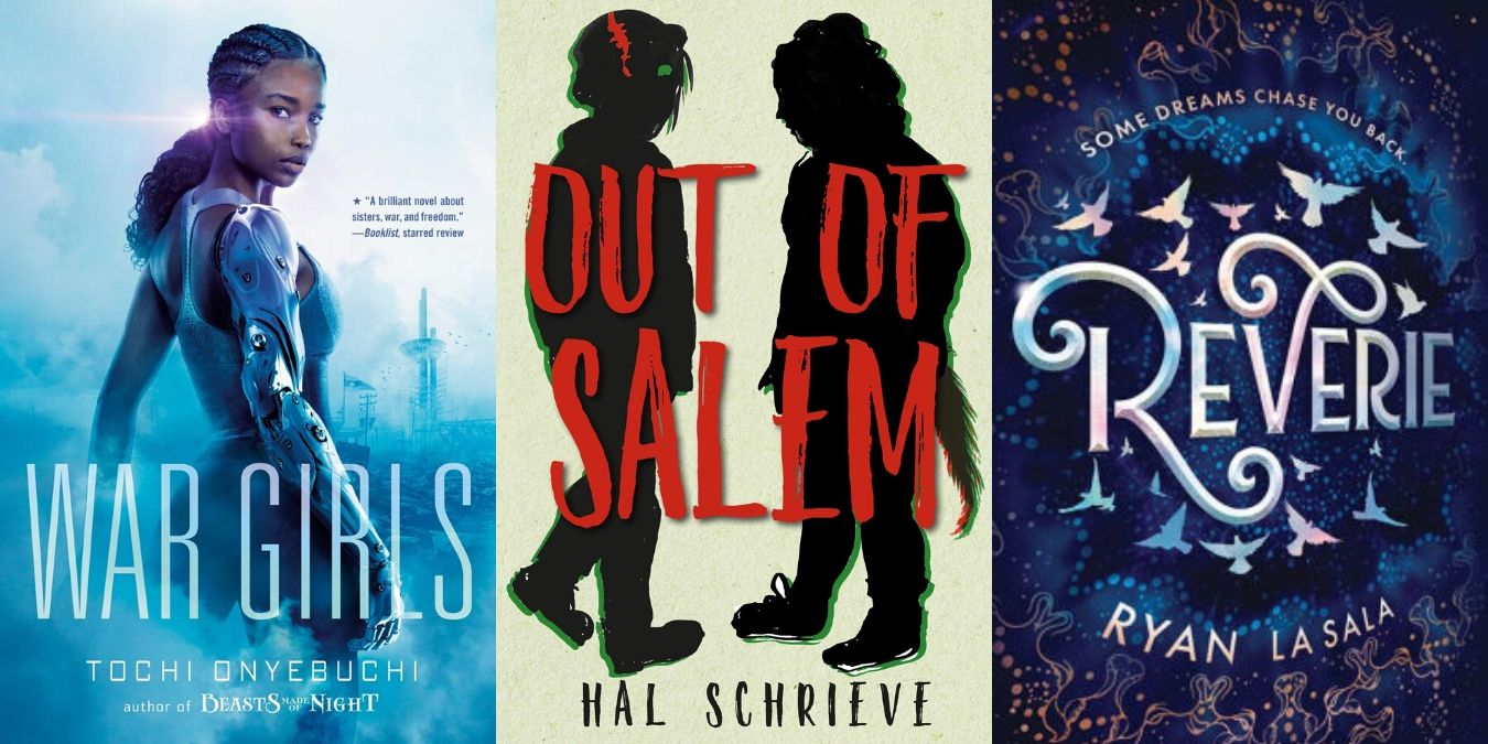 Monsters, Magic, and Mech Suits: Genre Picks for the Printz | Pondering Printz