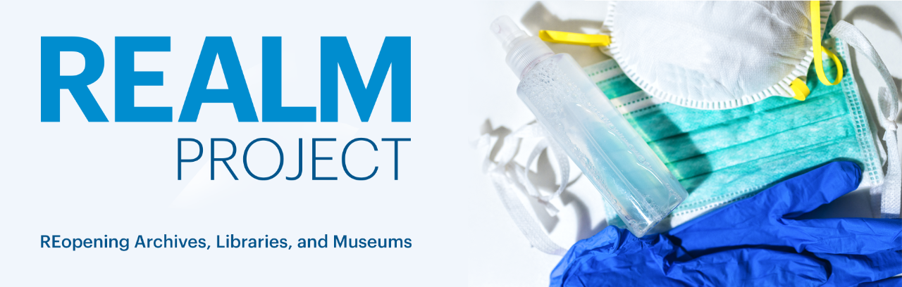 REALM Project Releases First Results: Virus Undetectable After Three Days on Five Common Library Materials