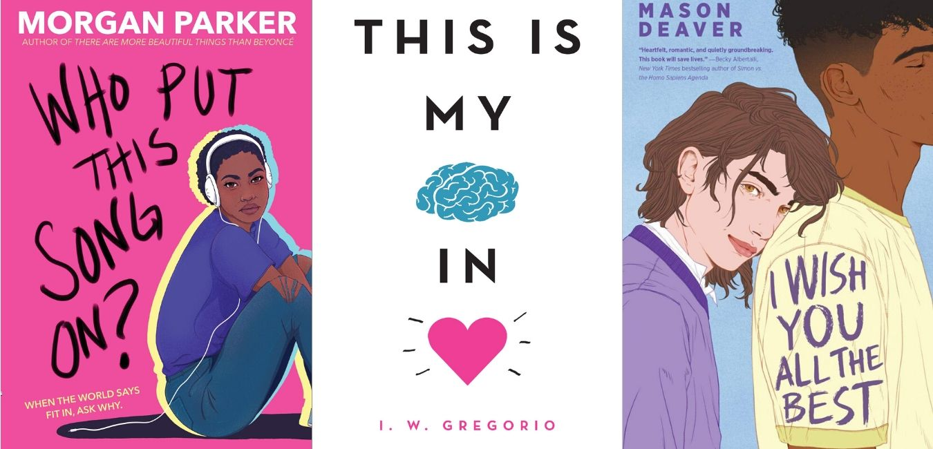 Mental Health Awareness Month: 9 Books About Teens in Therapy