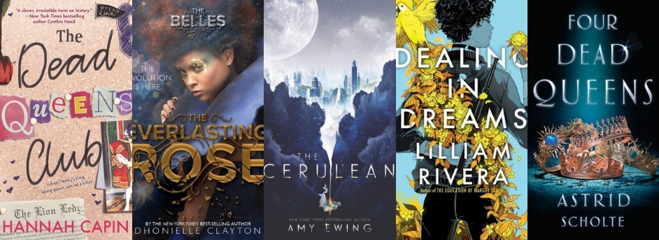 Women Rule in These Five YA Novels